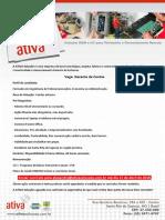 Anúncio de Vagas Gerente de Contas 03-2018