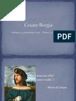 Cesare Borgia Prez