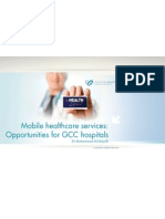 Mobile healthcare services