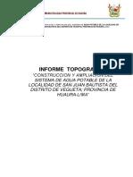 Informe Lev. Topografico San Juan Bautista (Reparado)