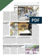 La Opinión de Murcia anuncia el ahorro energético generado por las luminarias led lidolight instaladas en la factoria Estrella de Levante