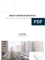 Mobility, integration and services