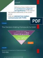Audit Matters