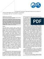 131729_Improving Performance of the Naturally Fracture Carbonate Reservoirs by Means of Various Stimulation and Completion Techniques