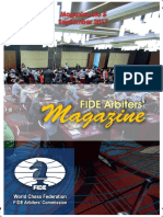 FIDE Arbiters Magazine No 5 - September 2017
