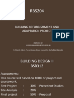 Building Design II