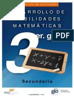 Desarrollo de Habildades Matemáticas