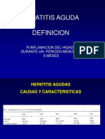 Hepatitis Aguda