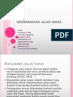 MEMBEBASKAN JALAN NAFAS.pptx
