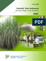 Watermark _Statistik Tebu Indonesia 2010