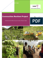 Communities Resilient Project