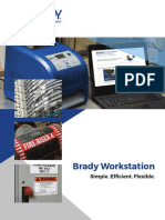 Brady Workstation Brochure