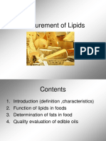 Food Analysis 8 Lipids
