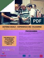 Convegno 6 Aprile 2018 - Sistema Duale nel Valdarno