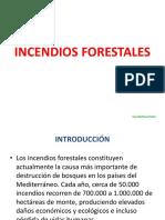 Incendios Forestales Para Los Alumnos
