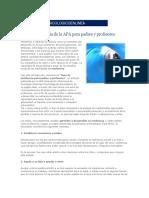 Guía de Resiliencia de La APA Para Padres y Profesores