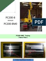 Perbedaan PC200-8M0