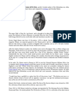 Saki biography & his famous story