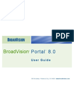 Portal User Guide