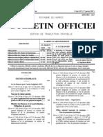 Loi de Finance 2007 BO