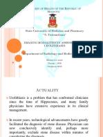 urolithiasis massarwa