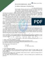 Simulado Ibade Morfologia Prof Lucas Vinícius
