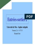 Entrees Sorties21