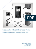 Teaching IIoT Preparing Students and Learners for Industry 4.0 2