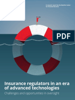 DI Insurance Reg in Era of Adv Oversight