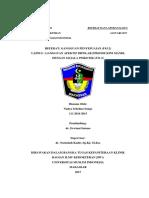 Revisi Refarat Gangguan Penyesuaian (Nadya Schelina Sunge)