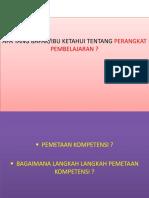 Perangkat Pembalajaran Tematik