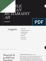 Profile Pimpian Muhamadiyah