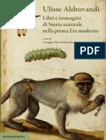 Libri e immagini di Storia naturale nella prima Età moderna