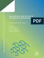 Marine Biology-Academic Press (2014)
