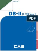CAS DB-II Owners Manual