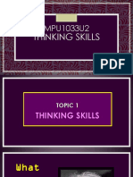 Topic 1_thinking Skills
