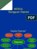(4). Gangguan Depresi