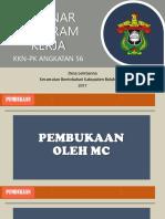Seminar Program Kerja KKN Profesi Kesehatan