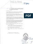 Karta Na Minister di VVRP 23 mrt 2018-Maneho Di Propiedatnan Di Gobierno