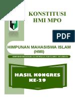 287490352 Konstitusi HMI MPO