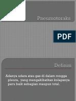 Pneumotoraks Versi Meena