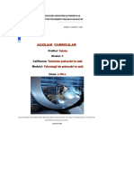 Tehnologii de prelucrari la cald SUDAREA +FORJAREA LIBERA.doc