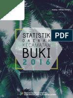 Statistik Daerah Buki 2016