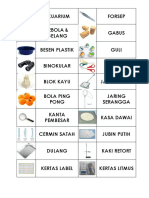 Label Alatan Makmal