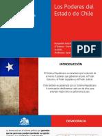 Los Poderes Del Estado de Chile