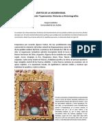 Serulnikov, La Revolucion Tupamarista. Historias e Historiografias
