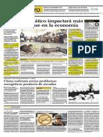 El Comercio 2008 01 30 - Cambio climático impactará más en salud.pdf