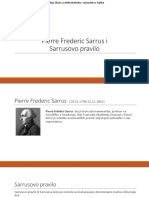 Pierre Frederic Sarrus