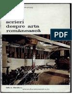 210593709 135900346 Scrieri Despre Arta Romaneasca Alexandru Samurcas