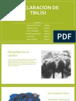 Declaracion de Tbilisi.pptx